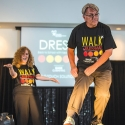 Shoe Carnival & Vanderburgh County CASA, Walk the Runway