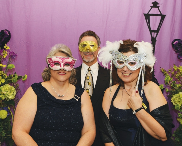 SWIRCA & More River City Masquerade Ball and Auction