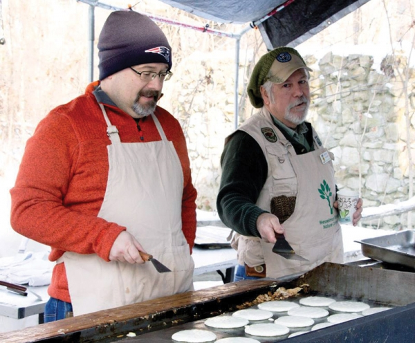 Wesselman Nature Society Maple Sugarbush Festival & Pancake Breakfast